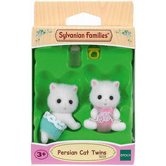 """Игровой набор Epoch """"Sylvanian Families"""" Персидские котята-двойняшки"""