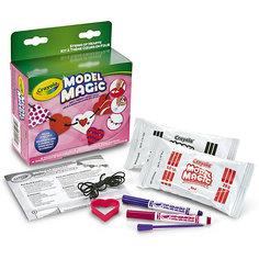 """Набор волшебного пластилина Crayola """"Бусы из сердечек"""""""