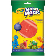 Застывающий пластилин Crayola Model Magic, красный 113 гр