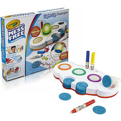Набор со светящимися печатями Crayola Color Wonder