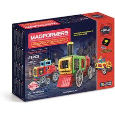 "Магнитный конструктор Magformers ""Power Vehicle Set"""