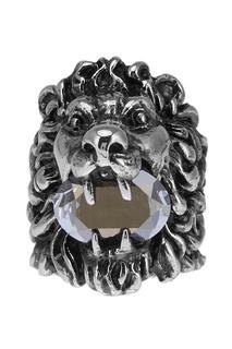 Кольцо с кристаллом Gucci