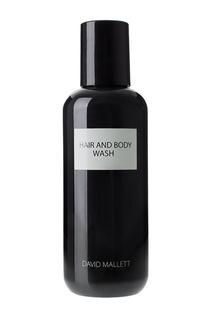 Шампунь для волос и тела, 250 ml David Mallett