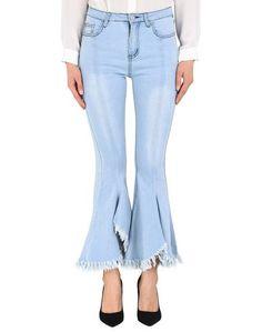 Джинсовые брюки Jovonna