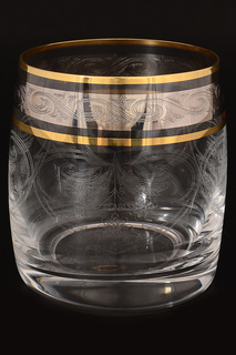 Набор стаканов для виски, 6 шт Bohemia