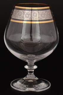 Набор бокалов для бренди, 6 шт Bohemia