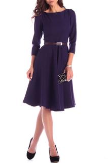 Полуприлегающее платье с рукавами 3/4 Laura Bettini
