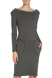 Платье с капюшоном Adzhedo
