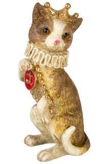 """Фигурка """"Кошка с медальоном"""" MAGIC HOME"""
