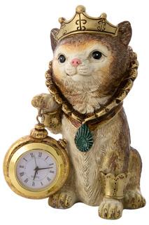 """Фигурка """"Кошка с часами"""" MAGIC HOME"""