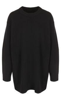 Кашемировый пуловер с круглым вырезом The Row