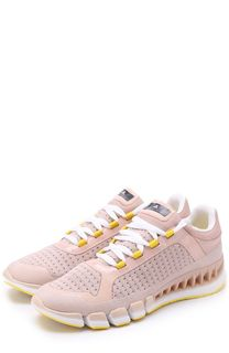 Текстильные кроссовки Climacool Revolution Adidas by Stella McCartney