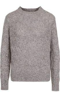 Кашемировый пуловер прямого кроя Marc Jacobs