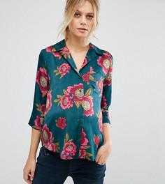Блузка для беременных с цветочным принтом ASOS Maternity - Мульти
