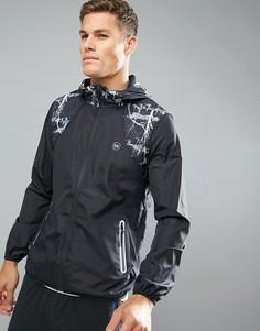 Куртка на молнии Influence Active - Черный