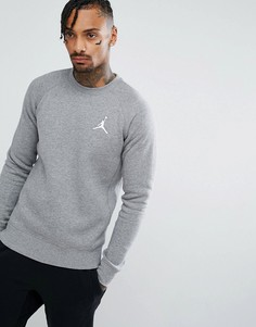 Серый свитшот Nike Jordan Flight 823068-091 - Серый