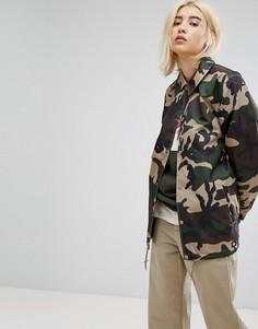 Спортивная куртка с камуфляжным принтом Dickies - Мульти