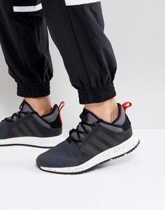 Черные кроссовки adidas Originals X_PLR BZ0669 - Черный