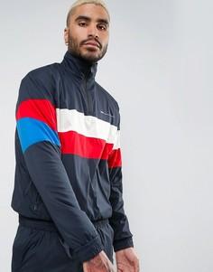 Спортивная куртка без застежки Wood Wood Holborn - Темно-синий
