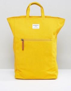 Желтый рюкзак Sandqvist - Желтый