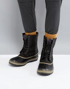 Непромокаемые ботинки Sorel Premium - Черный