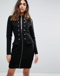 Платье Supertrash Jacira - Черный