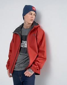 Красная легкая непромокаемая куртка The North Face Quest - Красный