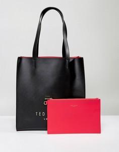 Броская сумка Ted Baker - Черный