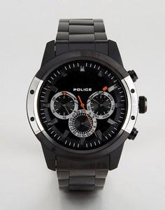 Часы Police Scrambler - Черный