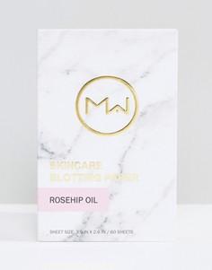 Матирующие салфетки с маслом шиповника Mai Couture - 60 шт. - Бесцветный Beauty Extras
