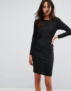 Трикотажное платье JDY - Черный