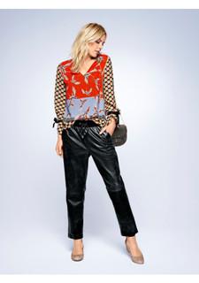 Кожаные брюки RICK CARDONA by Heine