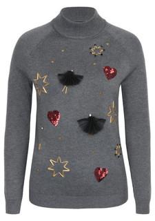 свитер LOVE REPUBLIC