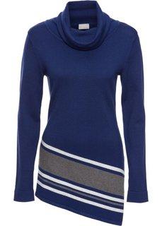Пуловер (синий) Bonprix