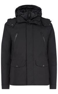 Куртка на натуральном пуху с капюшоном Jorg Weber
