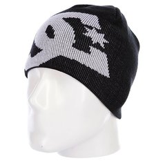 Шапка детская DC Big Star-By Boys Beanie Black