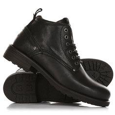 Ботинки высокие Wrangler Hill Black