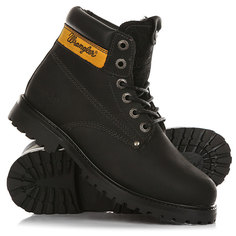 Ботинки зимние Wrangler Hunter Black