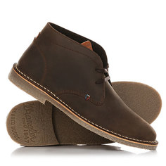 Ботинки зимние Wrangler Churlish C.h. Fur Dark Brown