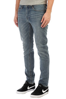 Джинсы узкие Billabong Outsider Jean Bleach Daze
