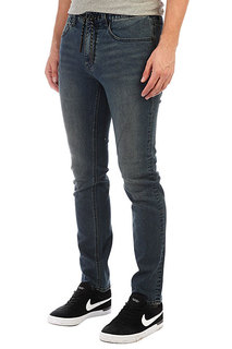 Джинсы прямые Billabong Basin A Div Jean Indigo Deep Sea