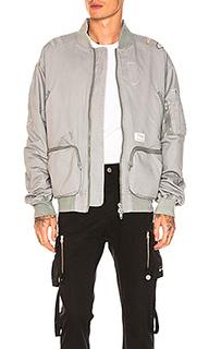 Куртка бомбер post war - C2H4