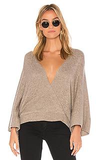 Пуловер с открытой спиной - Ella Moss