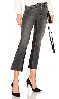 Укороченные джинсы буткат le crop - FRAME
