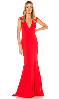 Вечернее платье с открытой спиной victoria - Jay Godfrey