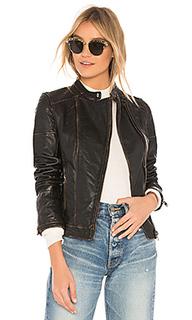 Кожаная куртка chelsea - LAMARQUE