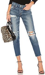 Зауженные джинсы ideal - Moussy