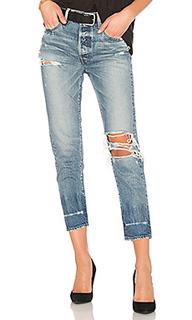 Зауженные джинсы ceder - Moussy