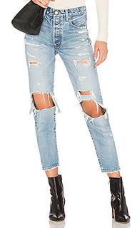 Зауженные джинсы hayden - Moussy