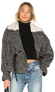 Куртка из букле annalise - Marissa Webb